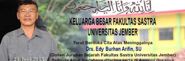 Fakultas Sastra Berduka