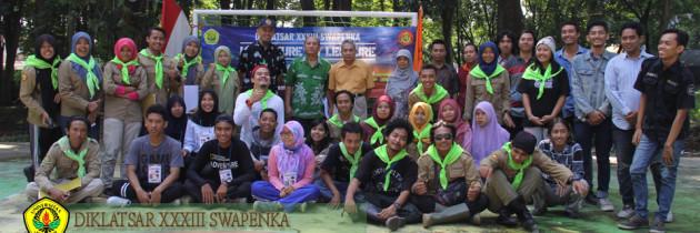 "Diklatsar Swapenka XXXIII, Sampaikan Salam ""Lestarikan Alam Indonesia"""