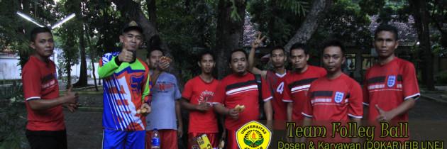 """Team """"DOKAR"""" Turut Ramaikan Piala Dekan CUP 2016"""