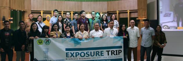 Lagi, Kunjungan Mahasiswa dari Luar Negeri ke FIB-UNEJ