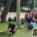 Jumat Bersih: Tenaga Kependidikan FIB Bersih-Bersih Tempat Parkir